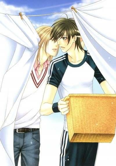 呐,吻我吧!